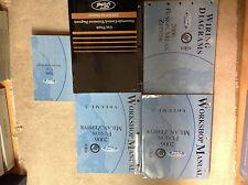 2006 Ford Fusion Lincoln ZEPHYR Mercury Milan Service Shop Repair Manual Set