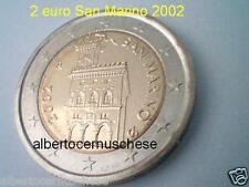 2 euro 2002 fdc UNC San Marino Saint Marin Сан - Марино
