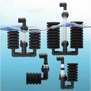 Air Driven Sponge Filter for Aquarium Fish Tank Bio-Sponge Filter Discus 4 Size