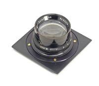 Carl Zeiss Jena Series 1c Tessar 180mm F4.5 Lens Graflex A Board