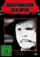 Phantom der Oper - Universal Horror - DVD-NEU-OVP
