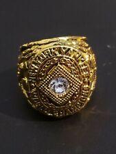 1941 New York Yankees Championship Replica World Series Ring Size 11