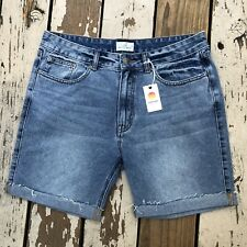 Marine Layer Denim Shorts Blue Kenny's Power Jorts NEW WITH TAGS NWT Men's 34