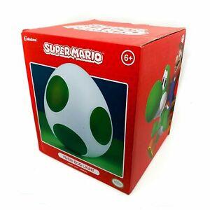 Paladone Official Yoshi Egg Light, Super Mario Bros Collectible Figure Light