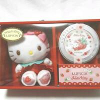 LUPICIA 2020 Limited Edition Tea Bag Hello Kitty Collaboration mascot plushdoll