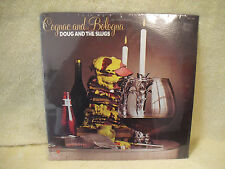 Doug and The Slugs, Cognac and Bologna, 1981, RCA Records, AFL1-3887, SEALED