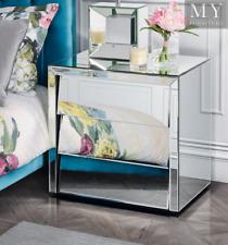 Mirror Bedside Tables Ebay