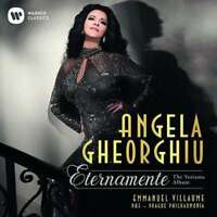 Angela Gheorghiu - Eternamente - Il Verismo Album Nuovo LP