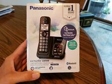 PANASONIC KX-TG3760M CORDLESS TELEPHONE w/DIGITAL ANSWERING MACHINE LINK 2 CELL
