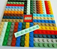 Lego 6x Plaque plate 1x6 6x1 3666  Lemon green//vert//grüne