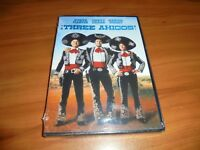 The Three Amigos (DVD, Widescreen 2009) 3 Steve Martin, Chevy Chase NEW