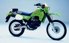 Kawasaki KLR600  (KL600)  Service , Owner's and Parts Manual CD
