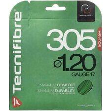 Tecnifibre 305 Premium Green Squash String - Single Set 305120gre10 1.20mm
