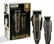 WAHL 8180 Professional Trimmer HERO & Hair Clipper LEGEND 5 Star Barber Combo