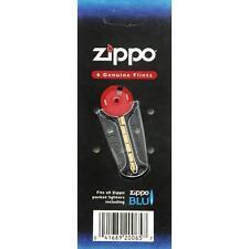 Zippo 6 Genuine Flints Windproof Blu Lighter 1 Flint Value Pack