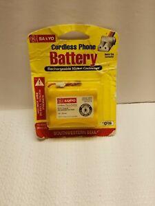 Sanyo Cordless Phone Battery pcf06
