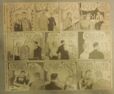 "(53) ""Gasoline Alley"" Dailies by Frank King from 9-10,1941"