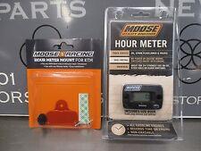 Moose Racing Hour Meter Hour Meter Mount MADE IN THE USA KTM