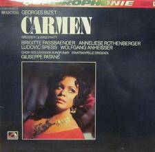 Bizet(Vinyl LP)Carmen-HMV-063-29 091-Germany-VG+/NM