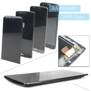 LCD Display Touch Screen Digitizer w/ Frame Replacement For LG G5 G4 G3 G2 D802