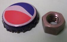 One self locking hexagon nut (with nylon plug) 824-0375-901 3/8 coarse thread