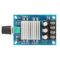 DC12V-24V 30A DC Motor Speed Controller Module Motor Control Switch Regulator