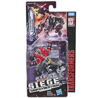 A TRANSFORMERS Generations War for Cybertron Siege Micromaster Laserbeak Ravage