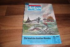 ATLAN  # 48 -- INSEL des DUNKLEN MONDES // Perry Rhodan Red. / 1. Auflage 1972