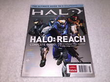 Halo: Reach Complete Guide (Ultimate Guide to Halo from Xbox Mag Editiors) New!