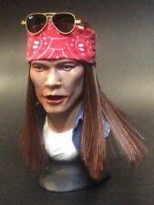 1/6 Scale Custom Guns N Roses AXL Head Sculpt