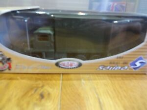 Solido 6153 BERLEIT GBC MILITARY TRUCK  NEW Boxed DIE CAST MODEL