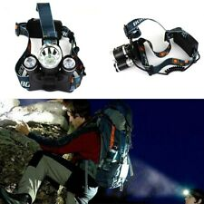 G4 AUTOMOTIVE CREE Rechargeable Head light 3-LED Tactical Headlamp 18650 Battery