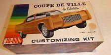 JOHAN 1969 CADILLAC COUPE DEVILLE 1/25 Model Car Mountain C-1769