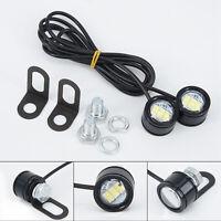 40W 6000K COB LED Headlight High Power For Honda TRX 125 200 200SX 250 FourTrax