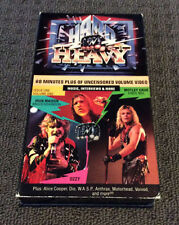 Collector's Edition Music & Concerts M Rated VHS Movies