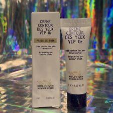 NIB Biologique Recherche Creme Contour Des Yeux VIP O2 Brightening Eye Cream 4mL