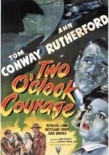 Two O' Clock Courage (2015, DVD NEUF)