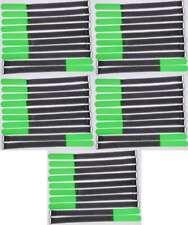 50x SO Kabelklett Klettband 300 x 20 mm neon grün Klett Kabelbinder Klettbänder