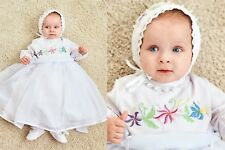 Baby Christening Clothes Newborn Infant Girl NEW All set