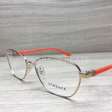 d633eabb3971 Versace VE 1221 Eyeglasses Gold Orange 1252 Authentic 54mm