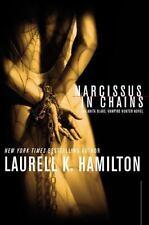 Anita Blake, Vampire Hunter: Narcissus in Chains No. 10 by Laurell K. Hamilton (2001, Hardcover)