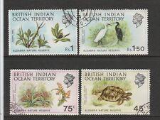 Nature British Indian Ocean Territory Stamps