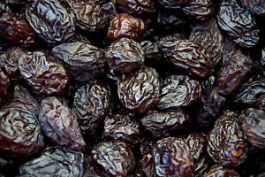 250g Dried Plums Dörrpflaumen Plum Unsweetened Without Stone