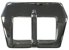 26mm Panatime Polished Pre-v Style Sew-in Watch Buckle For Panerai