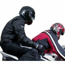 MANIGLIE CINTURA PASSEGGERO MOTO SCOOTER MOTOCICLISTA NERO OXFORD RIDER GRIPS