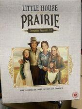 Little House on the Prairie  The Complete Season 1 2 3 4 5 6 7 8 9. 54 DISC SET