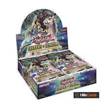 Yu-Gi-Oh TCG Shadows In Valhalla Sealed 1st Edition Booster Box of 24 Packs