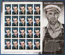 Legends of Hollywood, Henry Fonda Sheet of 20 - 37¢ Stamps 2005 #3911