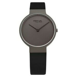 Bering Ladies Watch Wristwatch Max René Ultraslim - 12631-870 Black