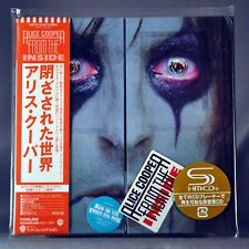 Alice COOPER From The Insi Orig. 2012 JAPAN Mini LP SHM-CD WPCR-14310 Sealed NEW